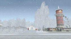 Новый год теперь и в игре! Зимний МОД GTA Criminal Russia