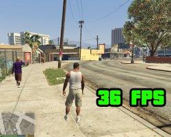 Патч для очень слабых компьютеров - Grand Theft Auto 5