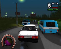 Популярность мультиплеера GTA Криминальная Россия (CR:MP) растет