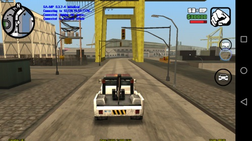 SA-MP на Android (Порт GTA SA-MP на OS Android)