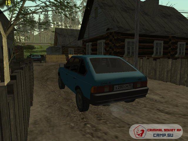 Новая версия GTA Криминальная Россия BETA 3.1 - 2017 (CRime TEAM)