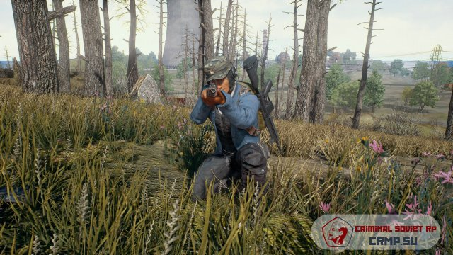 CR:MP PUBG - GTA Криминальная Россия Battle Royale Mod